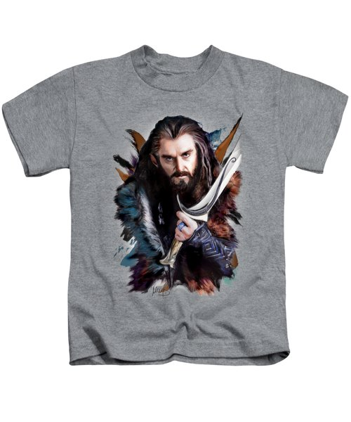 Thorin /richard Armitage/ Kids T-Shirt