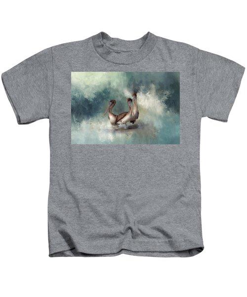 Three Amigos Kids T-Shirt