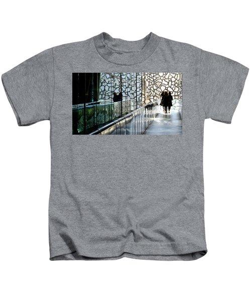 Three Ladies Kids T-Shirt