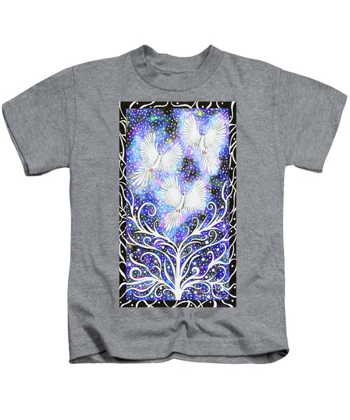 Three Messengers Kids T-Shirt
