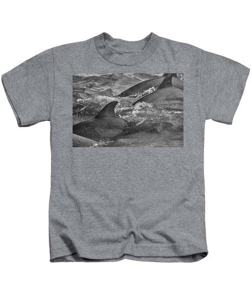 Three Peas In A Pod Kids T-Shirt