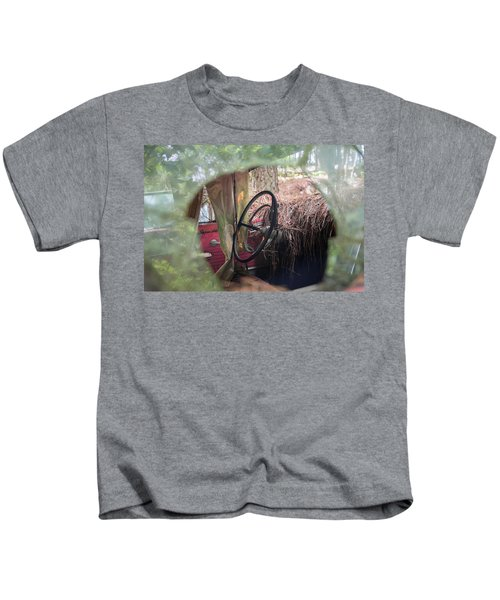 Through The Glass Kids T-Shirt