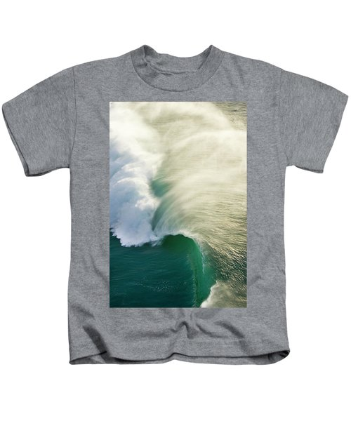 Thunder Curl Kids T-Shirt