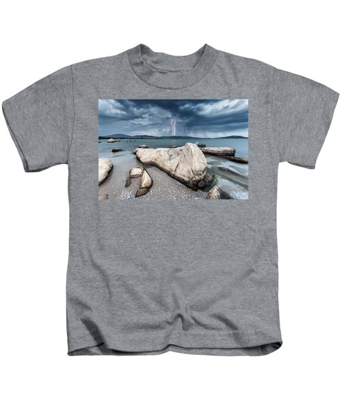 Thunderstorm  Kids T-Shirt