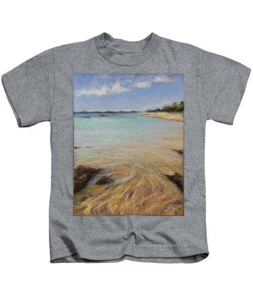 Tide's Retreat Kids T-Shirt