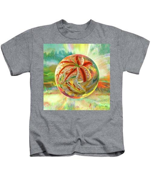 Tiger Lily Dream Kids T-Shirt