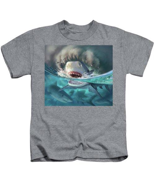Tiger Sharks Kids T-Shirt