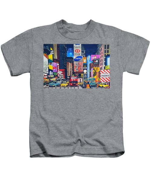 Times Square Kids T-Shirt