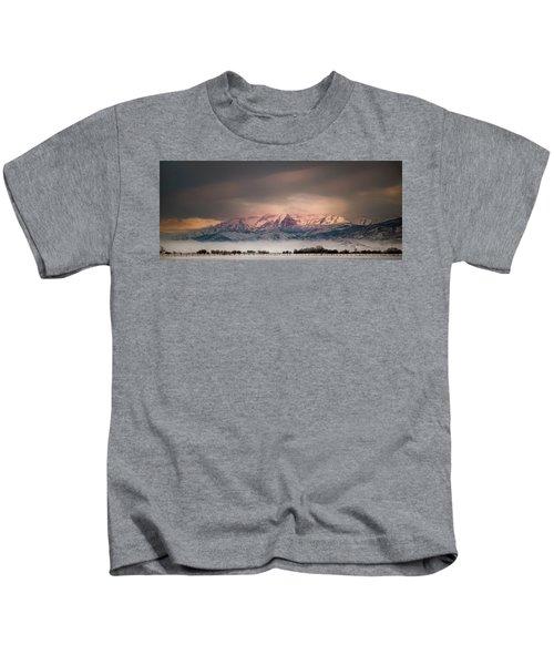 Timpanogos Rising Kids T-Shirt