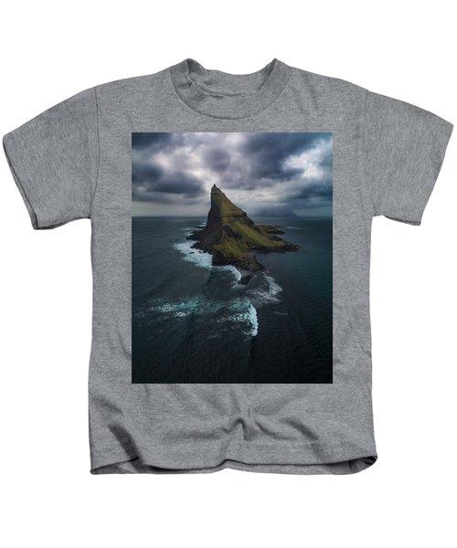 Tindholmur Aerial Kids T-Shirt