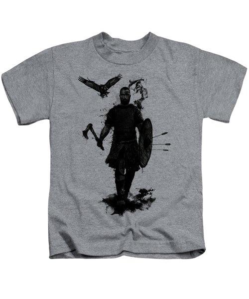 To Valhalla Kids T-Shirt