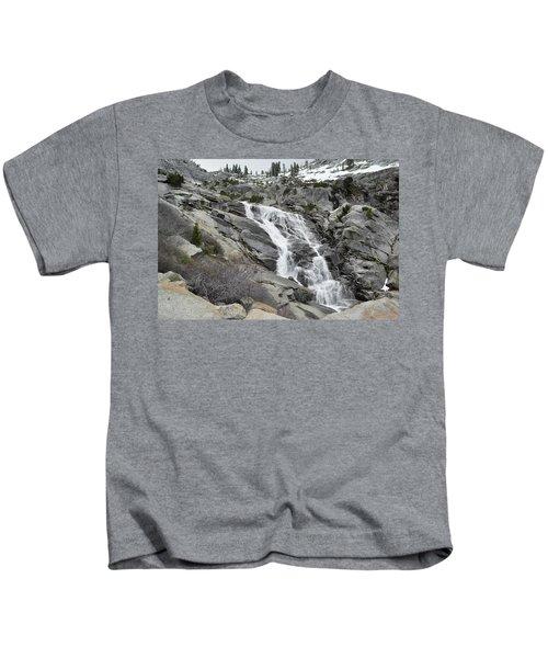 Tokopah Falls Kids T-Shirt