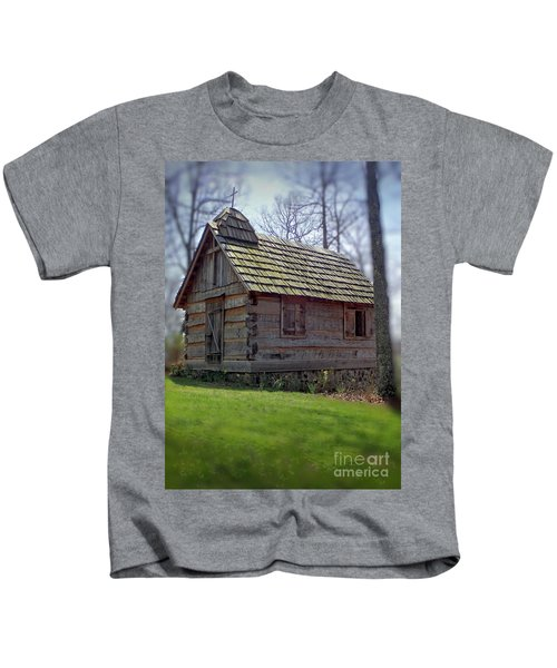 Tom's Country Church And School Kids T-Shirt