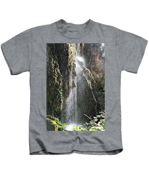 Tonto Waterfall Splash Kids T-Shirt