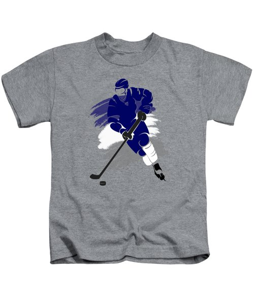 Toronto Maple Leafs Player Shirt Kids T-Shirt