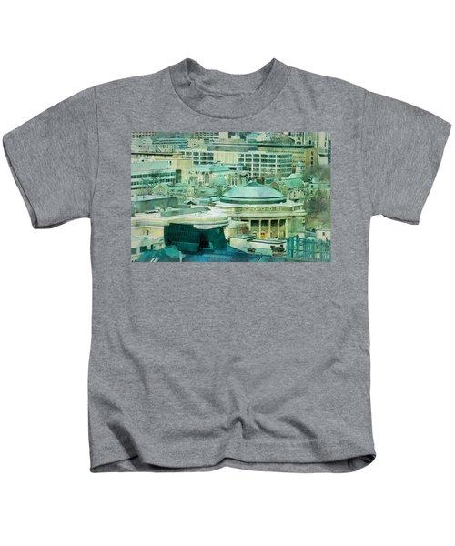 Toronto Window View Kids T-Shirt