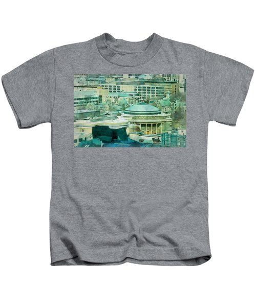 Toronto Window View Kids T-Shirt