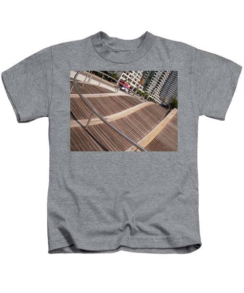 Toronto's Harbourfront Kids T-Shirt