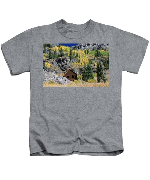 Torpedo Eclipse Mill - Colorado Kids T-Shirt
