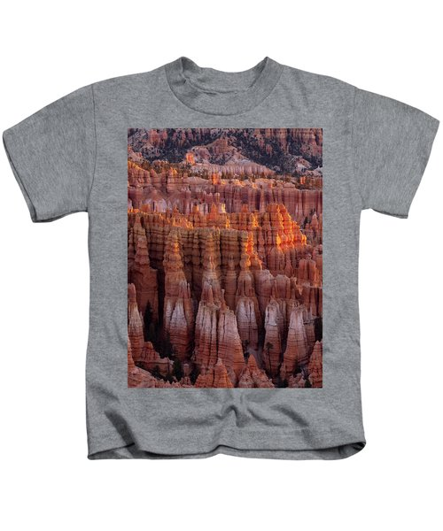 Towers Of Bryce Kids T-Shirt