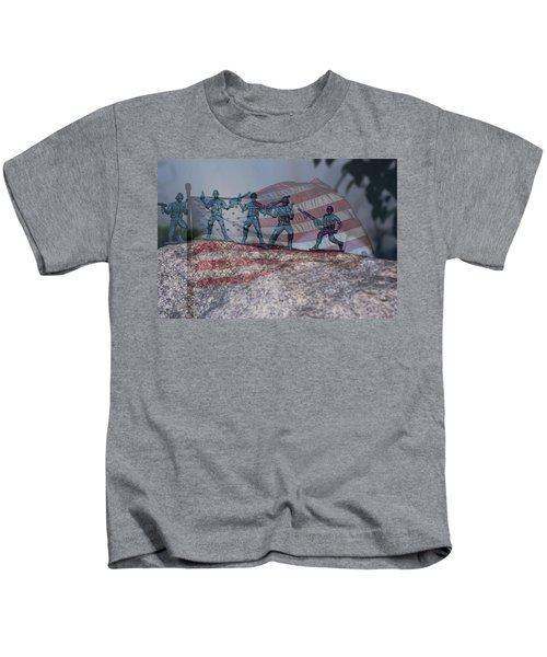 Toy Soldiers Kids T-Shirt