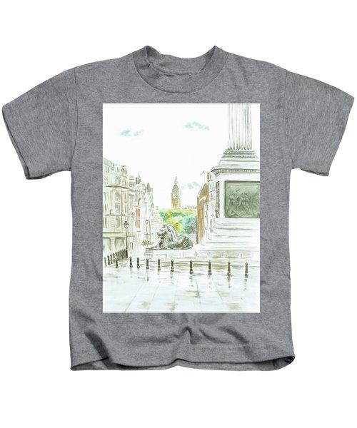 Trafalgar Square Kids T-Shirt