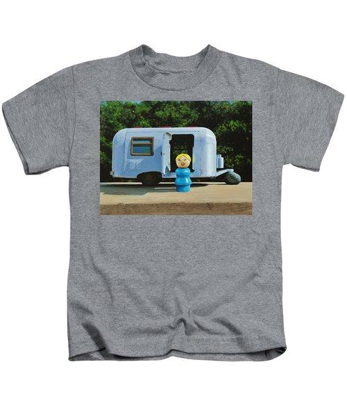 Trailer Kids T-Shirts | Fine Art America