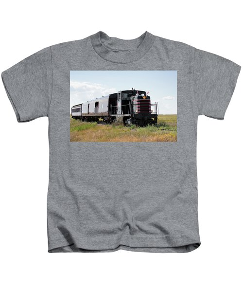 Train Tour Kids T-Shirt
