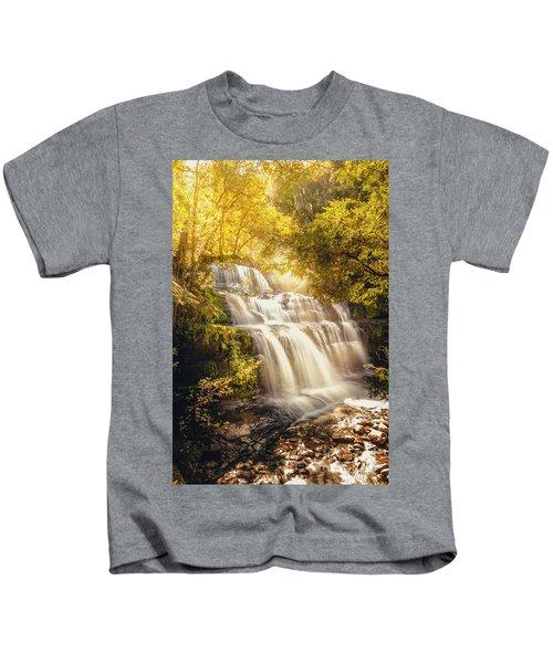 Tranquil Tasmania Kids T-Shirt