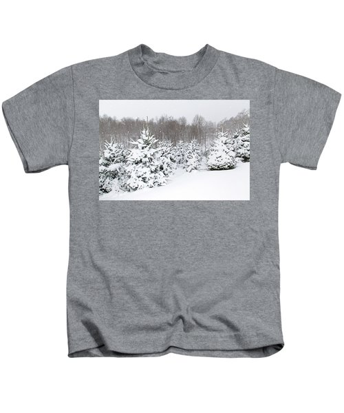 Fraser Snow Kids T-Shirt