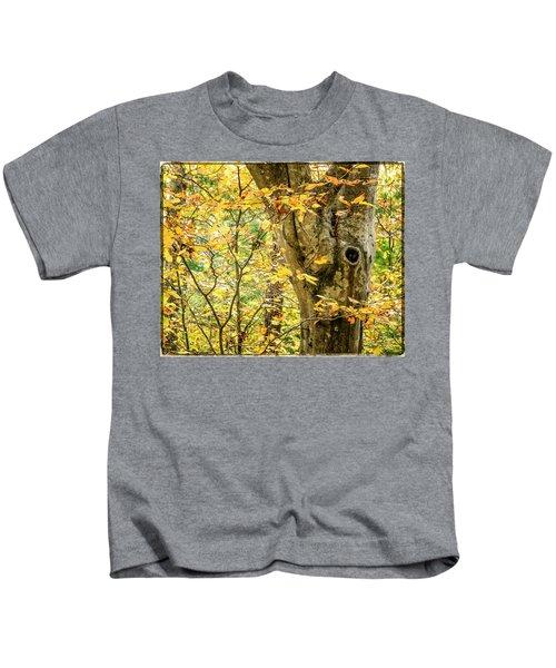 Tree Hollow Kids T-Shirt