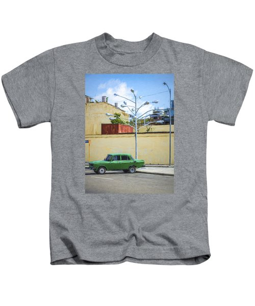 Tree Of Light Kids T-Shirt