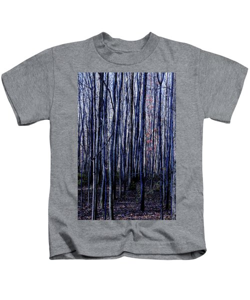 Treez Blue Kids T-Shirt