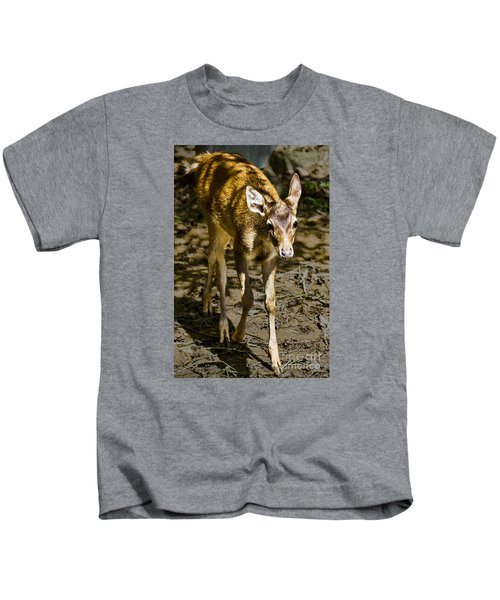 Trepidation Kids T-Shirt