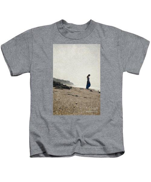 Tropical Beach Kids T-Shirt