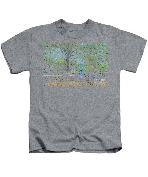 Troup Square  Kids T-Shirt