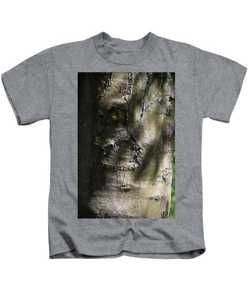 Trunk Knot Kids T-Shirt