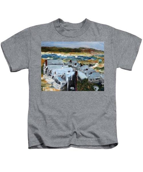 Roseville Beach Colony Kids T-Shirt