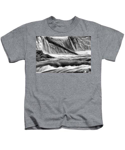 Tumwater Waterfalls#3 Kids T-Shirt