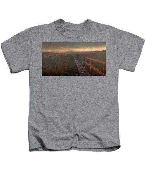 Turn To Infinity #g6 Kids T-Shirt