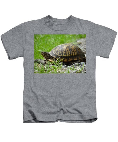 Turtle Crossing Kids T-Shirt