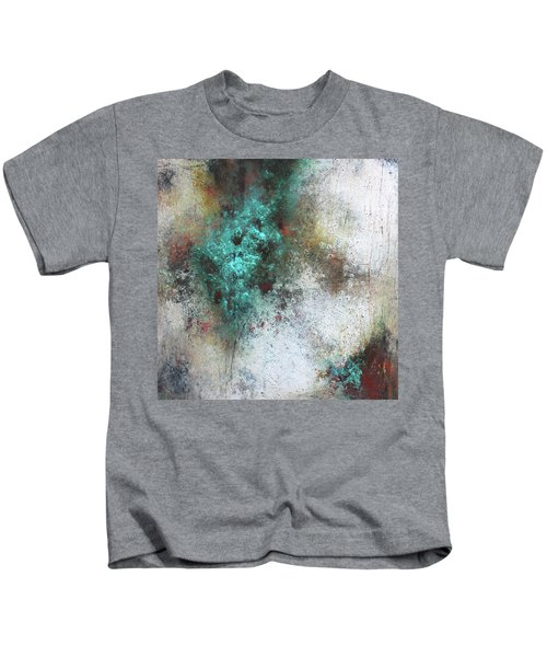 Tuscany Oil And Cold Wax Kids T-Shirt