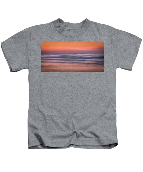 Twilight Abstract Kids T-Shirt