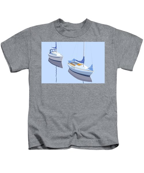 Two Sloops Kids T-Shirt