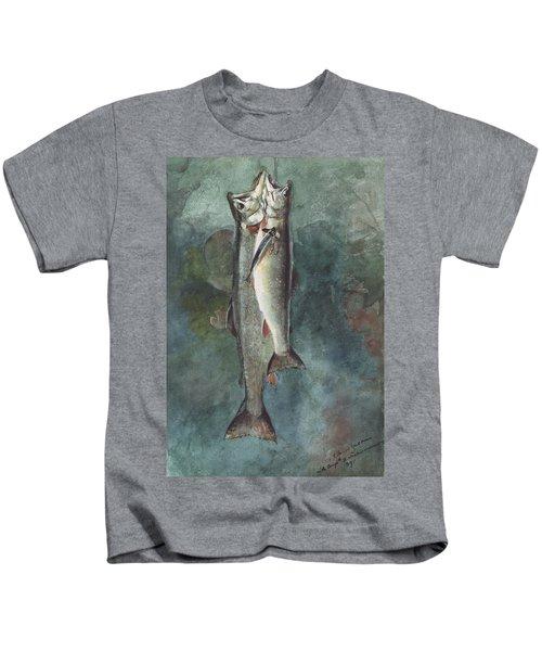 Two Trout Kids T-Shirt