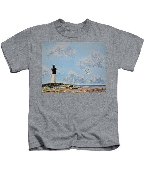 Tybee Light Savannah Kids T-Shirt