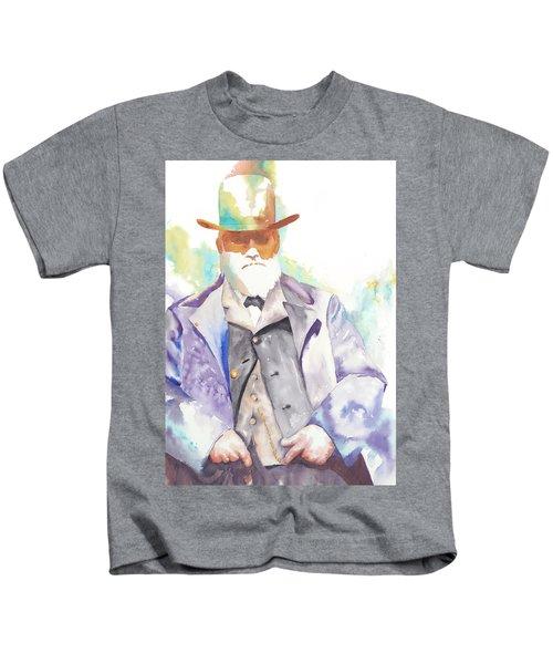 Uncle David Nation, Circa 1900 Kids T-Shirt