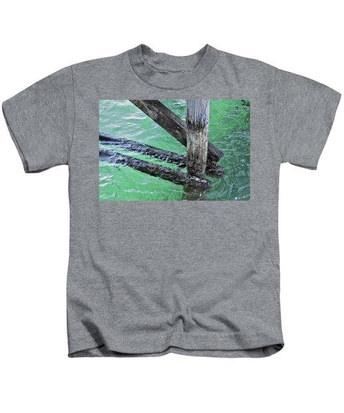 Under The Boardwalk Kids T-Shirt