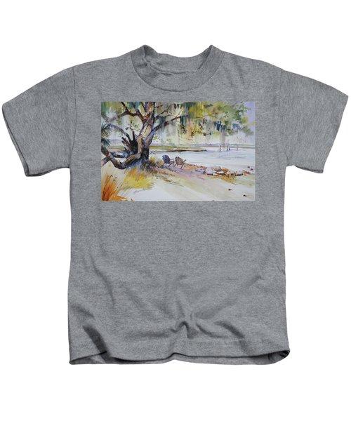 Under The Live Oak Kids T-Shirt