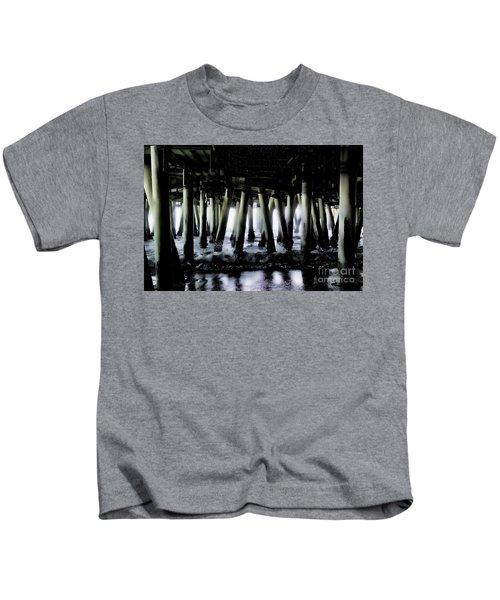 Under The Pier 6 Kids T-Shirt